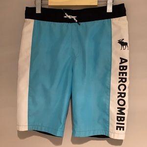 🐝2/$25 ABERCROMBIE KIDS Boy's short swimsuit